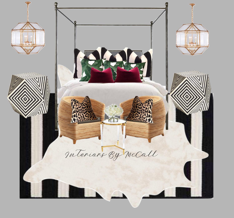 Virtual Bedroom: Online Interior Design: Bedroom Bedroom Decor Virtual