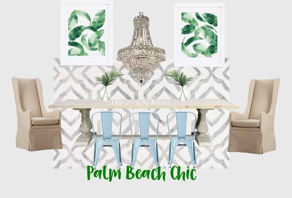 Online Interior Design: Dining Room, E-Decorating, E-Design, Virtual  Interior Decorator, Dining Room Decor, Interior Design Service