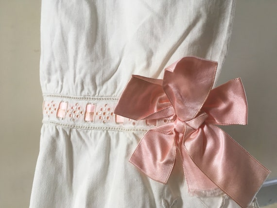 Antique lingerie bloomers