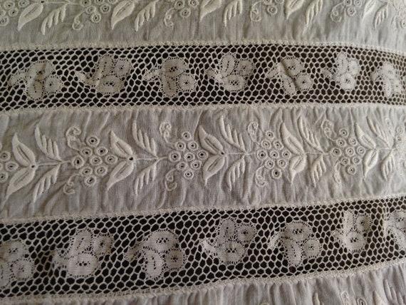 Edwardian white blouse - image 5