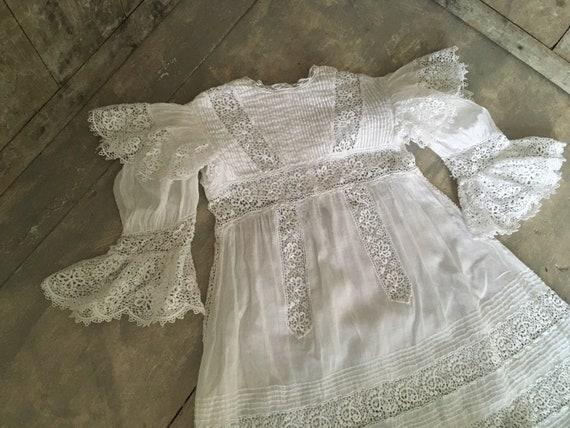 Edwardian Childs dress