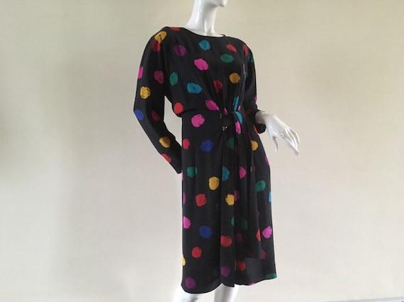 Yves Saint Laurent vintage dress