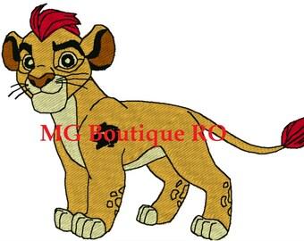 KION Lion garde