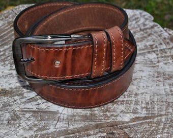 Mens leather belt Leather belt men Brown leather belt Genuine leather belt Womens leather belt Brown Belt Leather belt for men Leather belt
