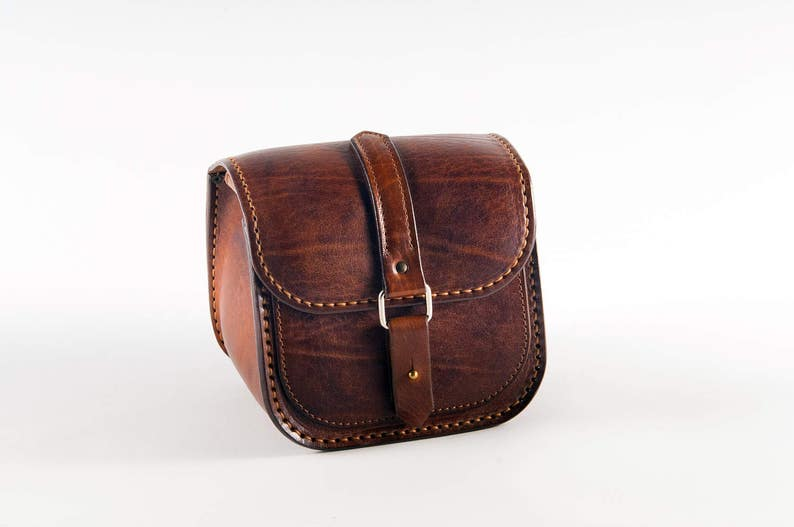 5b2a193563 Leather camera bag Dslr camera bag Dslr leather camera case