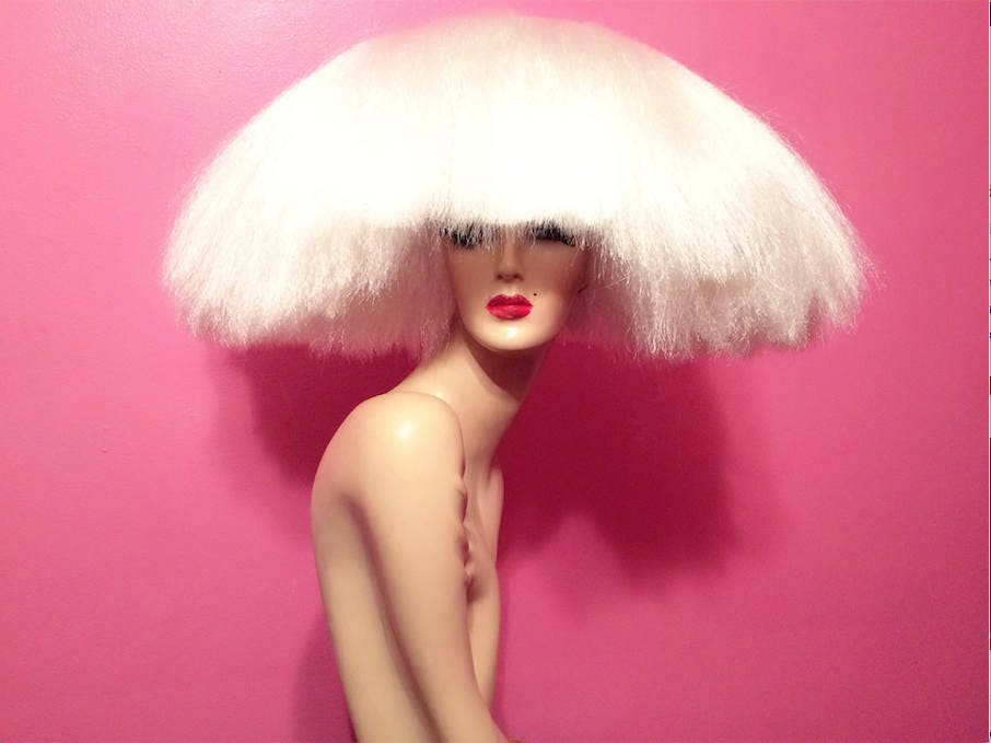2010s Sia Wig Lace Front Custom Costume Professional Drag Etsy