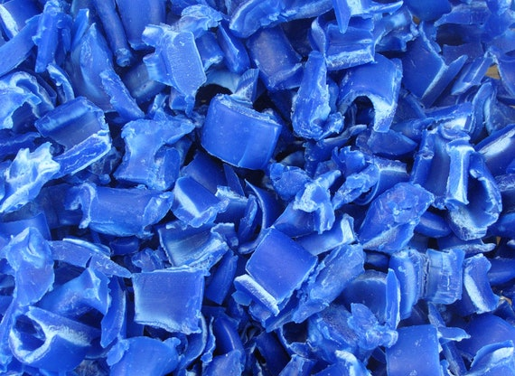 2 Lbs Dark Blue Castaldo Plast-O-Wax Jewelry Casting Injection Wax