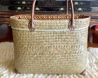 3f9eb1bbd4df Handwoven Straw Bag
