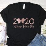 Disney Women's shirt, 2020 Disney Girls Trip, Disney Castle Shirt, Group, Girls Trip, Matching, Disney Trip plus size