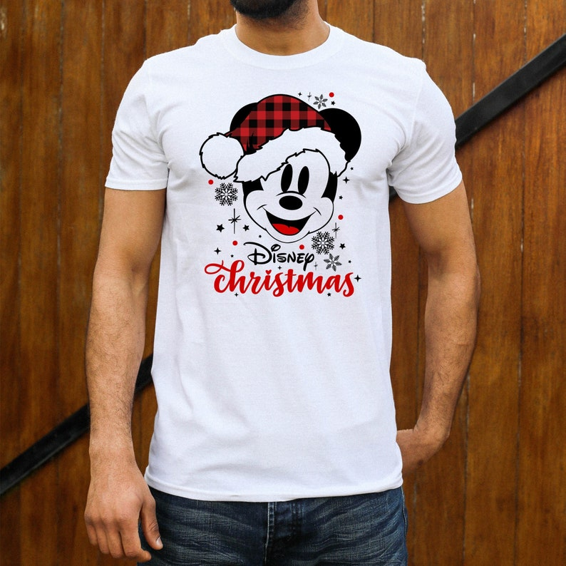 Christmas Disney shirt Men's Shirt Women's Shirt image 0