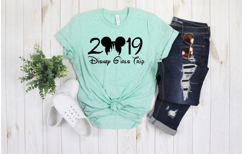 Disney Women's shirt 2019 Disney Girls Trip Disney image 0