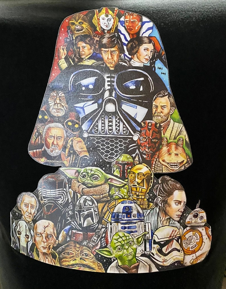 Star Wars Inspired Cool Darth Vader Star Wars characters image 0
