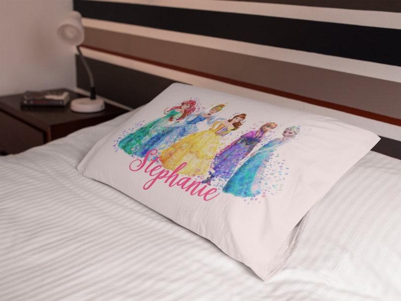 Disney autograph book alternative pillow cover pillowcases image 0