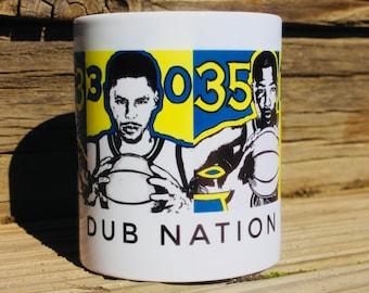 Golden State Warriors mug