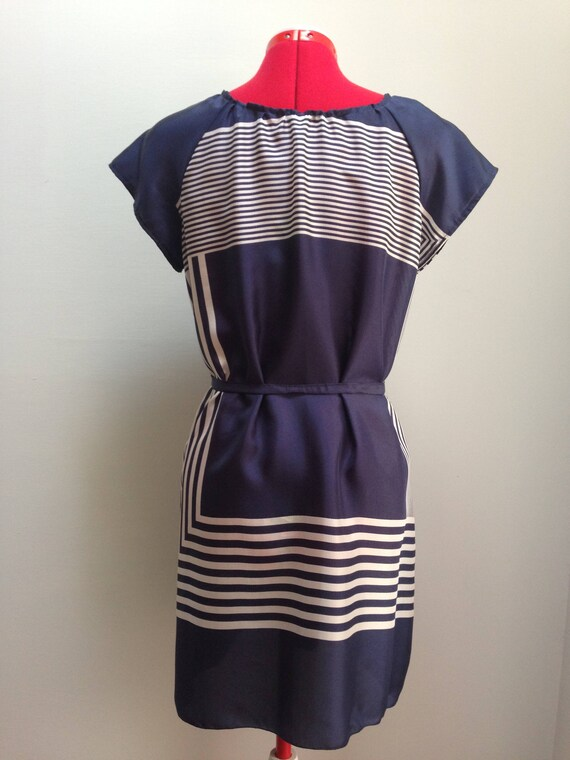 Silk Blue Blue Elegant Handmade White Beach Dress Summer Dress Dress Dress Holiday Silk and Silk Dress Summer Dress Dress 76qr7