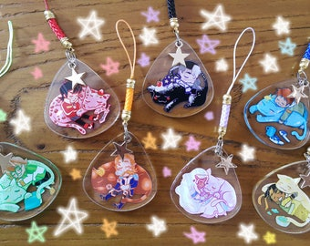 RESTOCK!! Voltron ~Sweet Dreams~ Charms!!