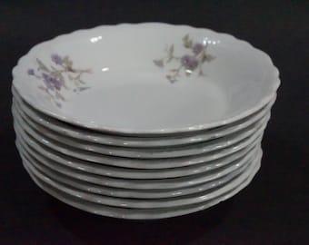 Royal Semi-Porcelain Wood & Son Butter Pat Dishes Bowls 8   Etsy