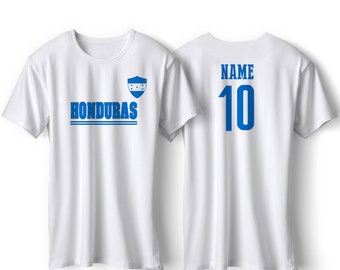 5c552d9d2 Honduras National Team Pride Customized name and Number World Cup Men