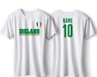 Ireland National Team Pride Customized name and Number World Cup Men 858456520