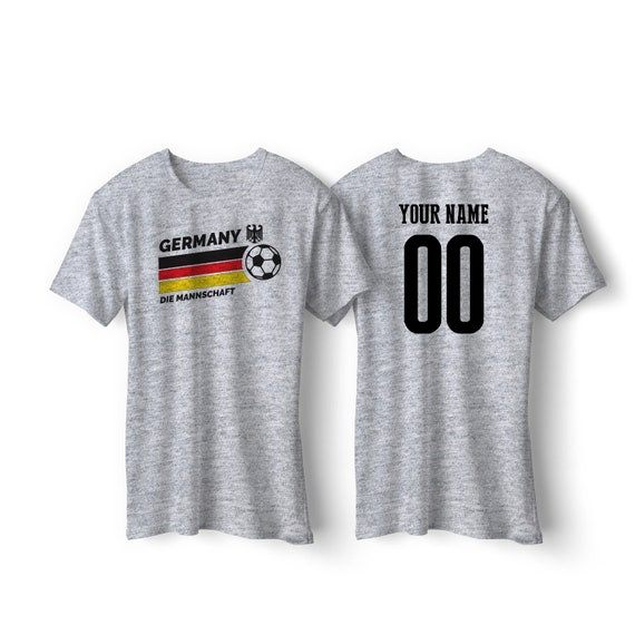 37645527491 Germany National Team Alemania Pride Customized name and