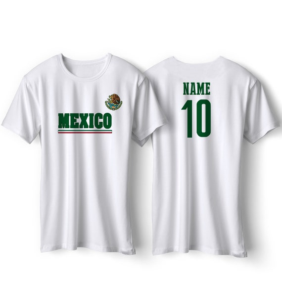 Mexico National Team Pride Customized name and Number World  e8bce7a52