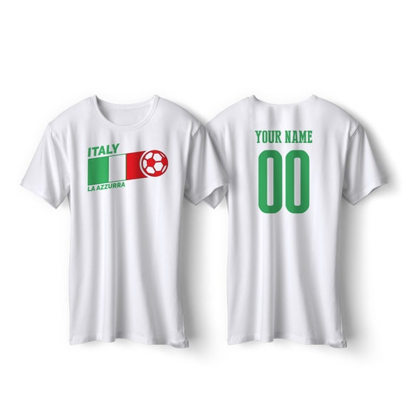 d363d27b22 Italy National Team Italia Pride Customized name and Number