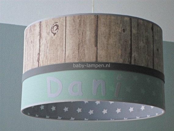 Baby Lampen Nl : Lampenschirm mit namen etsy