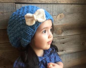 Cable Knit Hat Pattern Earflap Hat Pattern Kids Knit Hat  36db09f5447