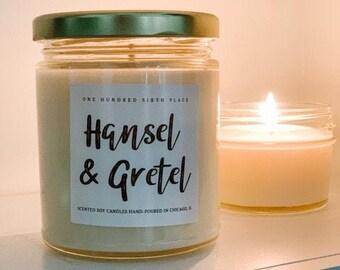 Hansel & Gretel 9oz Soy Christmas Candle