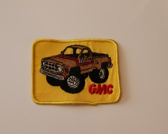 Vintage FORD TRUCKS Patch Stitched Embroidered NOS NEW Truck Trucker Jacket Hat