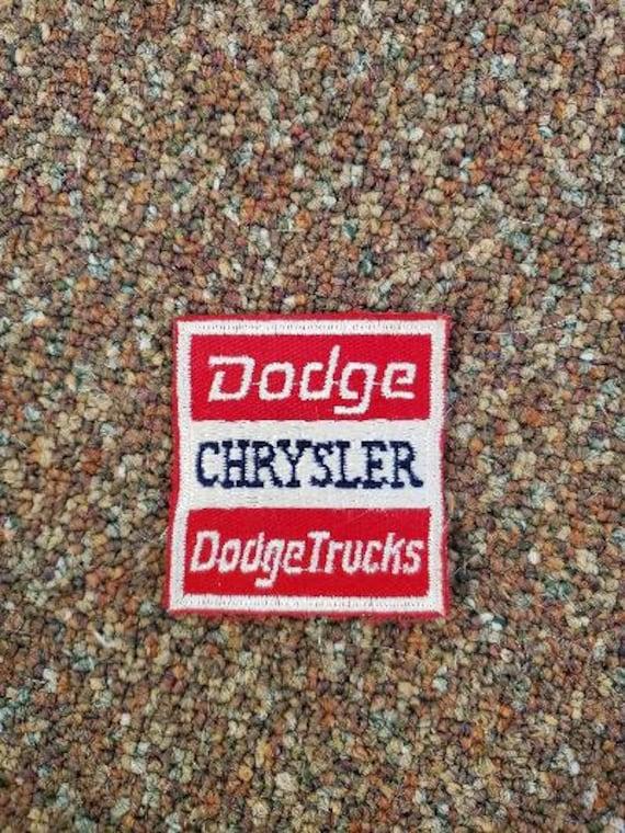 Vintage Chrysler Patch