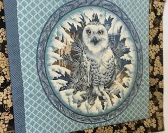 Wall Hanging:  Owl (1)