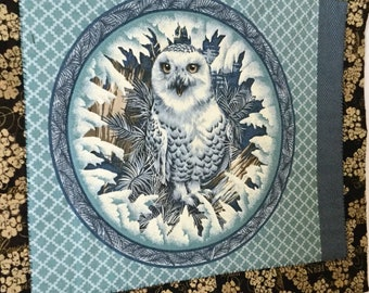 Wall Hanging:  Owl (2)