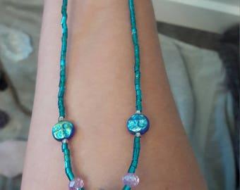 Amythyst Necklace