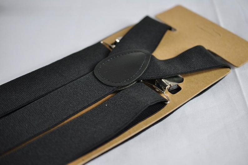 MEN ADULT Dark Turquoise Teal Blue Velvet Gold Faux Leather Bow tie Brown Elastic Suspenders Braces Wedding Set
