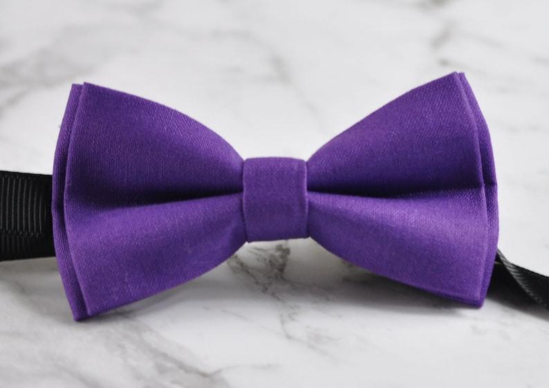 Tan Brown Elastic Suspenders Braces for Men  Youth  Boys Kids  Baby Infant Toddler Purple Cotton Bow tie Bowtie