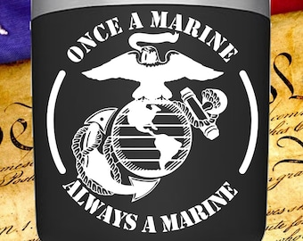 Once A Marine Etsy