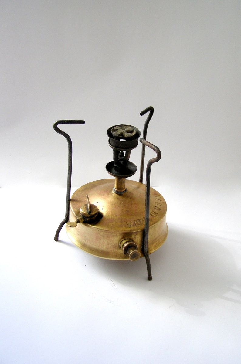 Antiques Vintage Old Soviet Kerosene Stove Primus Camping Collecting Decor Online Shop Home & Hearth