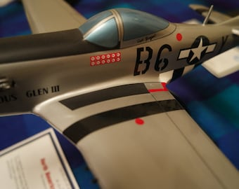 P-51 Mustang Chuck Yeager