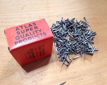 Vintage Nails, Cobblers Nails, Tacks, Salvaged Hardware, Restoration Hardware, Woodworking, Carpentry, Craft Supply