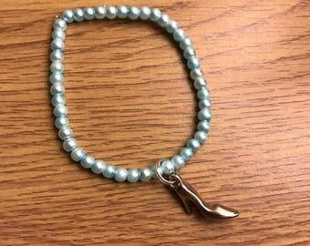Glass Slipper bracelet