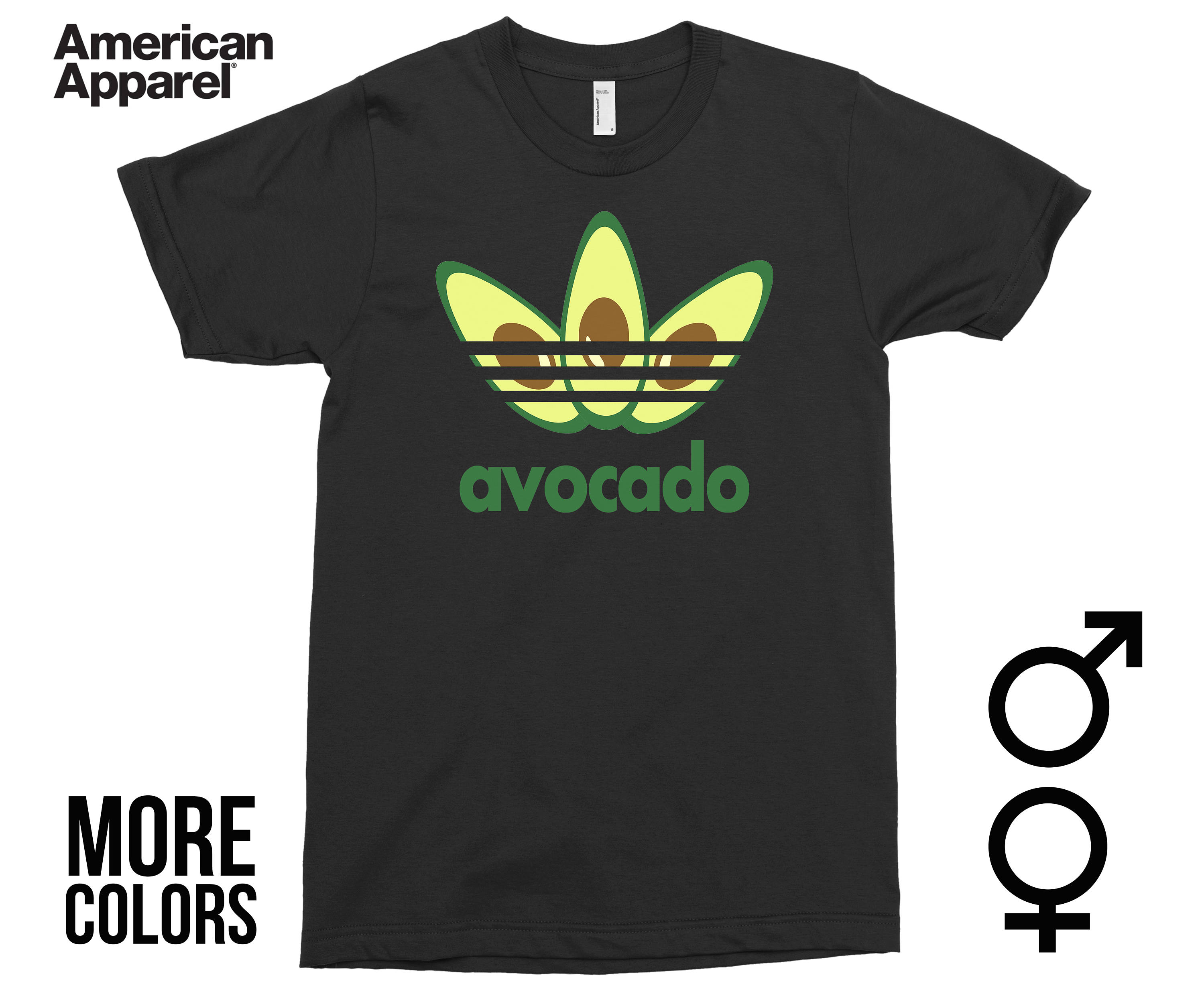 LoverFunny ShirtAdidasT Based Plant Avocado Vegan 4Rc3A5jSLq