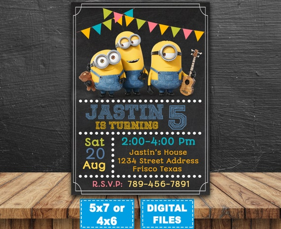graphic about Minions Invitations Printable called Minions invitation, minions printable, minion birthday invites, minions occasion invite, minions birthday, minions electronic, banana minions.