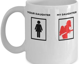 Your daughter - my daughter