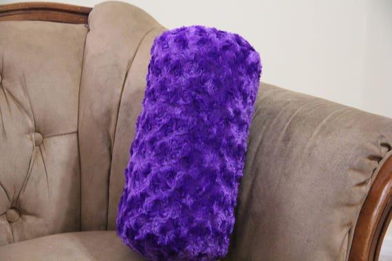 Bolster Pillow Cover Roll Pillow Cover Decorative Pillow Etsy Simple Decorative Neck Roll Pillows
