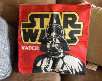 Cushion Covers of C-3PO - R2-D2 and Darth Vader