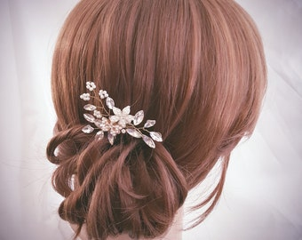 Bridal Hair Comb, Crystal Hair Comb, Wedding Hair Accessories, Bridal Hair Pin, Bridal Hair Accessories
