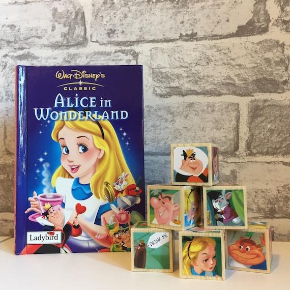 Story alice book wonderland in