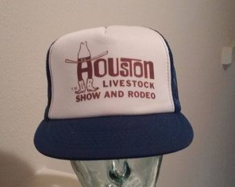 Houston Livestock Show and Rodeo Hat 084aa7f34113