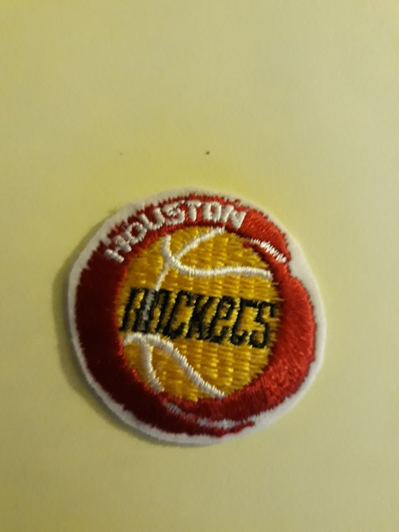 big sale b57e0 68f38 Houston Rockets NBA Basketball Logo 1 1/2